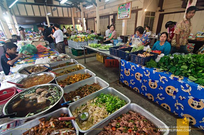 Chanthaboon Chantaburi Thailand Market