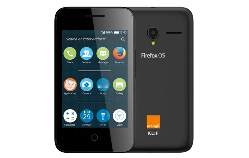 Alcatel One Touch Orange Klif, Ponsel Dual Core Entry Level Dengan OS Firefox