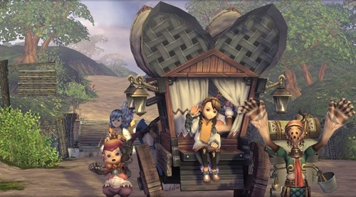 Final Fantasy: Crystal Chronicles Remastered Gameplay