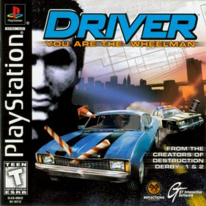 Baixar Driver: You Are the Wheelman (1999) PS1 Torrent