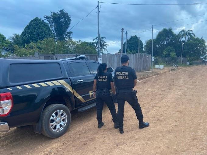 SEXTA PARCELA: PF faz operação em RO para acabar com organização que frauda o auxílio emergencial