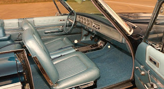 1964 Plymouth Sport Fury With 676 HP Interior