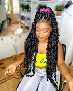 Passion Twist- Hairstyles 2022