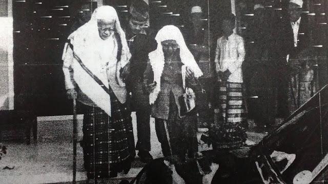 Biografi Mama Ciharashas