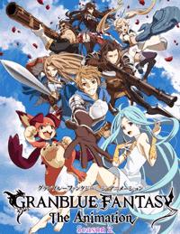 جميع حلقات الأنمي Granblue Fantasy S2 مترجم