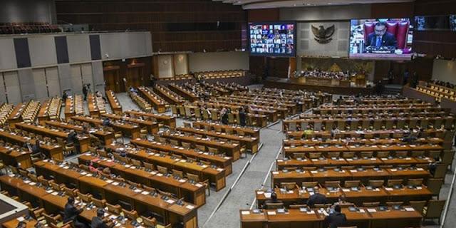 Isoman Mewah DPR Dibiayai Negara, Ketua Jaringan Aktivis 98: Edan!
