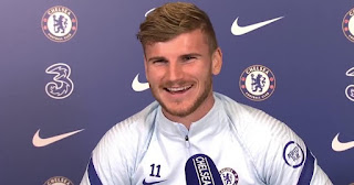 'Liverpool are the best teams, but we have the quality to beat them': Chelsea striker Timo Werner