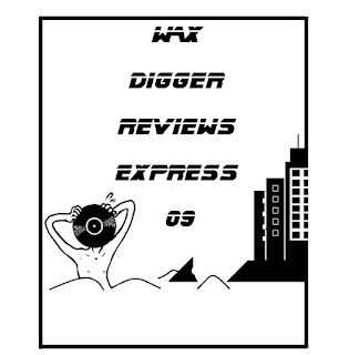 cover photo wax digger reviews express funk LP Vinyl Vinyle Disque Soul Hip Hop Skeud