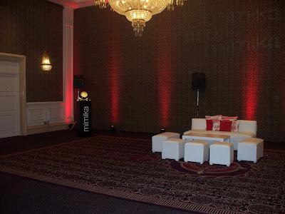 decoracion eventos empresariales, imitacion de productos cosmeticos, gigantismo de productos, talla en telgopor