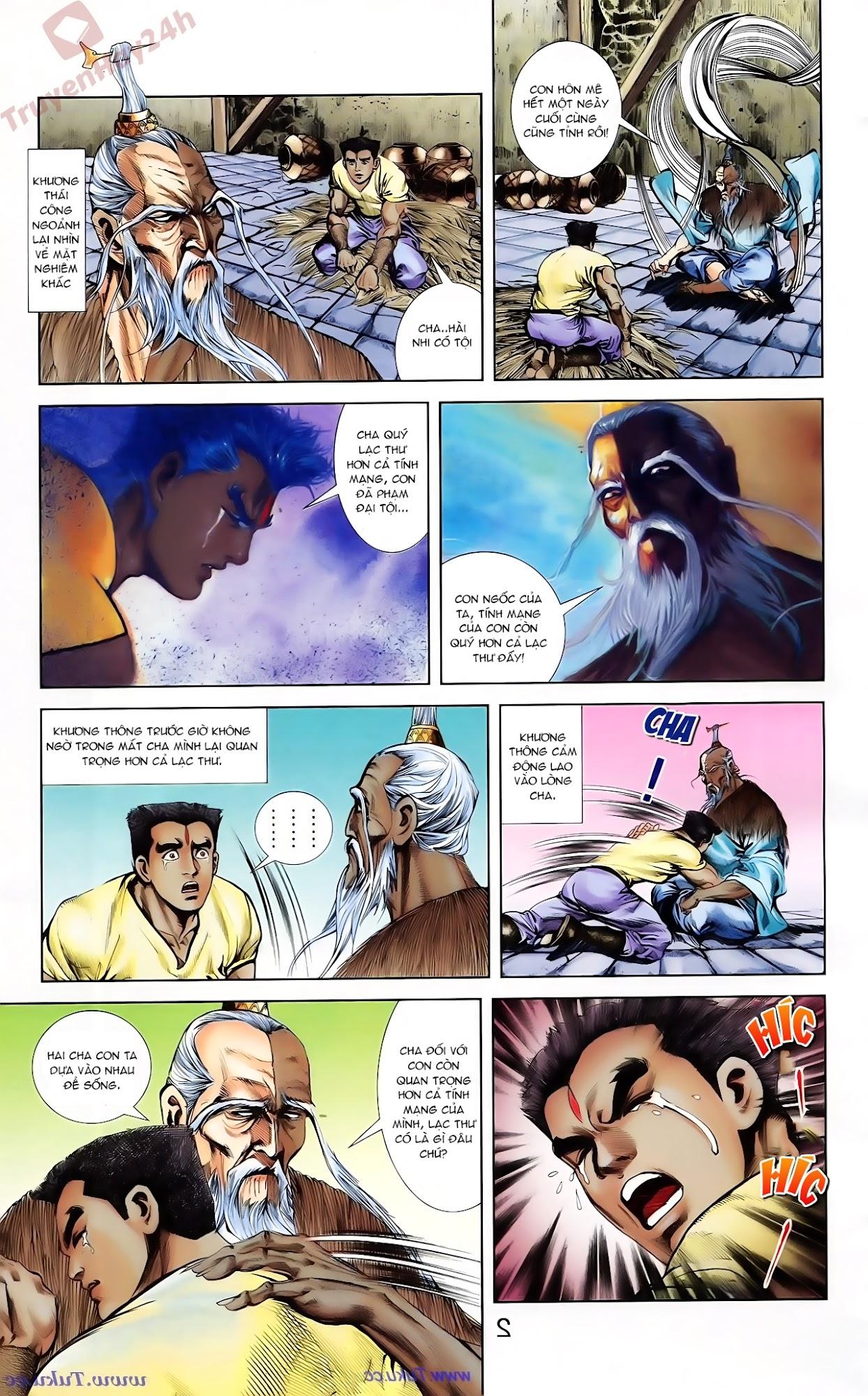 Cơ Phát Khai Chu Bản chapter 75 trang 13