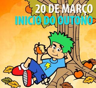 Verão termina e o outono começa nesta terça-feira (20)
