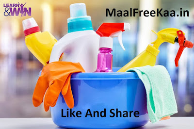 Free Cleaning Products