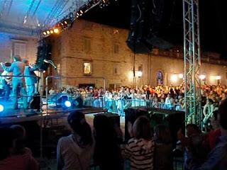 Concert in Hvar Town Croatia