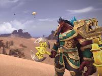 Охота за головами, гильдия дуэлянтов в дополнении Битва за Азерот World of Warcraft