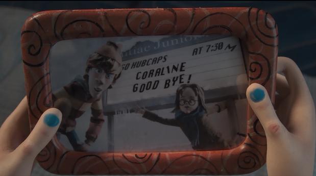 George Reviews Coraline