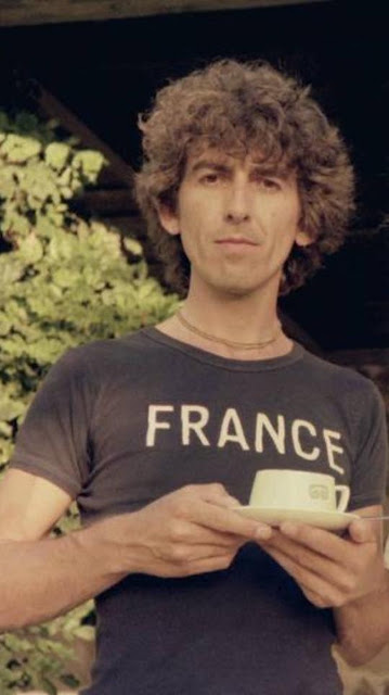 FRANCE T-Shirt as worn by George Harrison, The Beatles.  PYGear.com