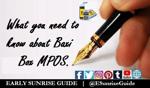 What you need to know about Baxi MPOS