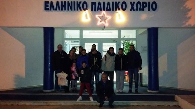 Στο «Ελληνικό Παιδικό Χωριό» στο Φίλυρο η Ακαδημία του Κεραυνού Αγίου Παύλου-Φωτορεπορτάζ