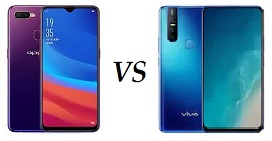 Perbedaan Antara Hp Oppo F9 Dengan Vivo V15