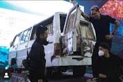 "Ungkap Misteri, Demian Bawa Ambulans Angker ke Studio ""Amazing 18+"""