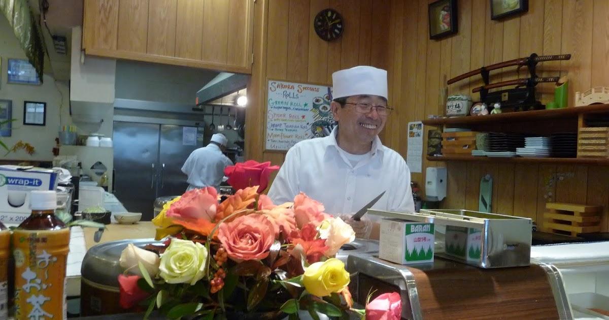 Sakura Japanese Restaurant In Greenville Sc