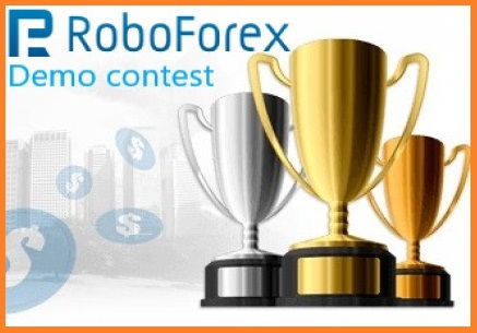 شارك الان فى مسابقة الديمو بجوائز 3000 دولار شهريا مع RoboForex