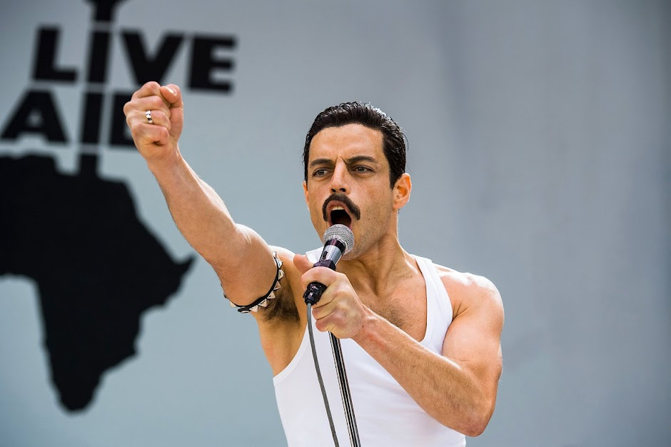"""""""Bohemian Rhapsody"""" se torna a maior cinebiografia musical da história"""