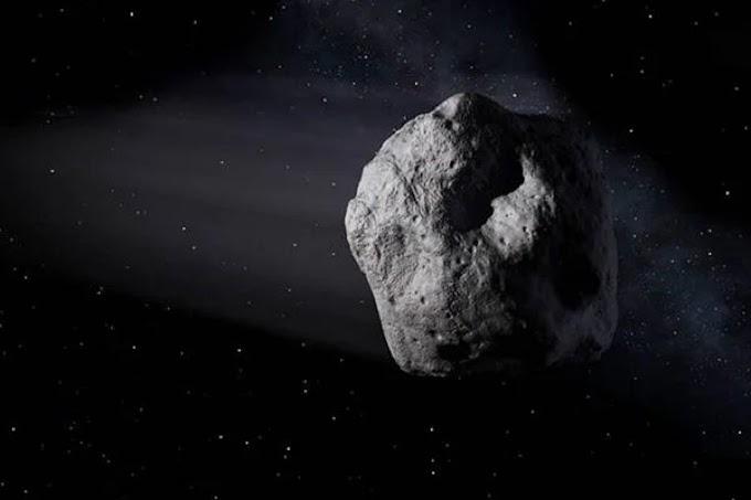 Nasa alerta sobre asteroide que passará próximo à Terra em setembro