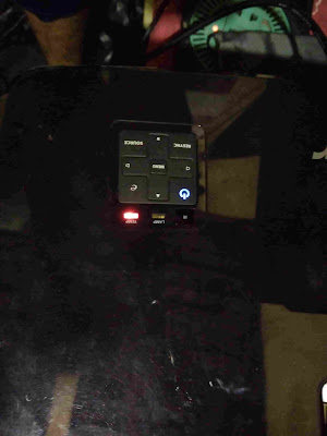 Indikator Lamp Nyala Proyektor Acer X113OP