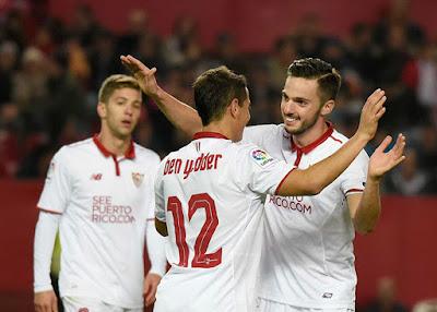 Crónica Sevilla FC 9 - SD Formentera 1