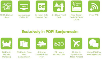 review pop hotel banjarmasin