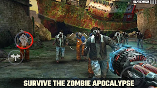 Offline Zombie Shooting Game For Android