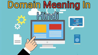 Domain meaning in hindi