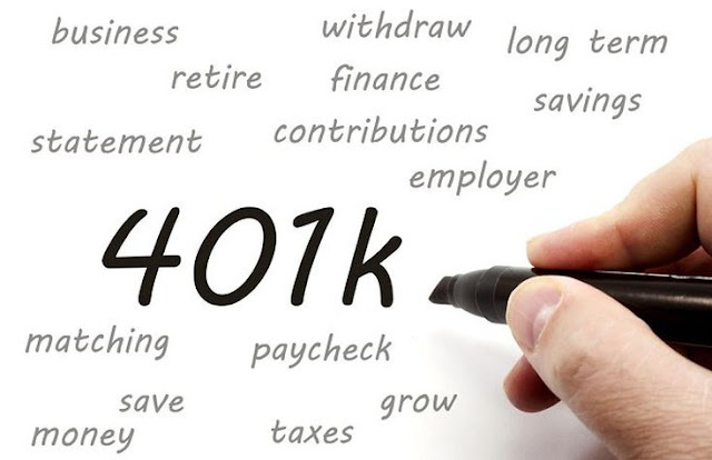 401k يعنى ايه ؟