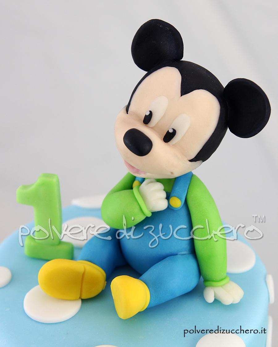 torta topolino mickey mouse disney cake design torta decorata pasta di zuchero polvere di zucchero