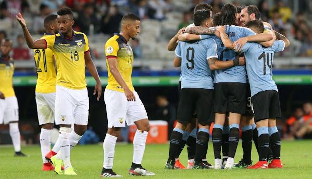Ecuador selección de futbol