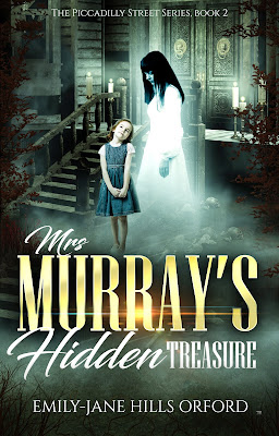 Mrs. Murray's Hidden Treasure cover