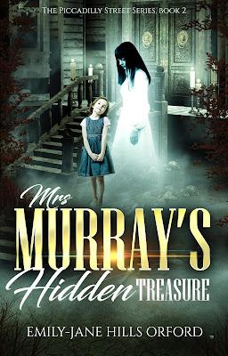 Mrs. Murray's Hidden Treasure cover