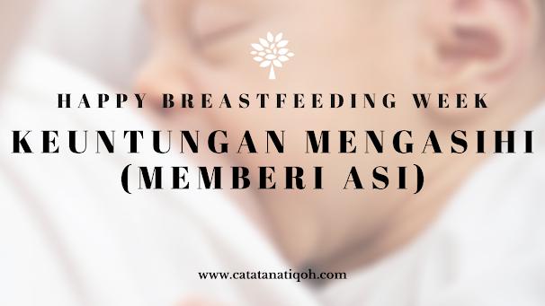 Happy breastfeeding week