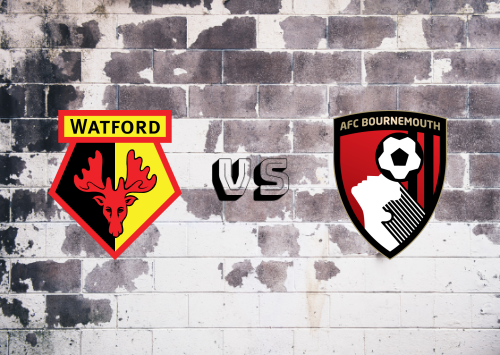 Watford vs AFC Bournemouth  Resumen