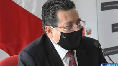 """Ministro del Interior sobre reforma en la PNP: """"Son constitucionales y de acuerdo a Ley"""""""