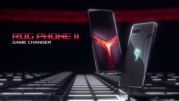 ASUS ROG Phone 2 Resmi Hadir di Indonesia, Inilah Harganya