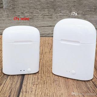 i7s mini auricolari wireless bluetooth
