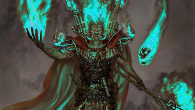 Descrição de classes - Mago Especialista: O Invocador