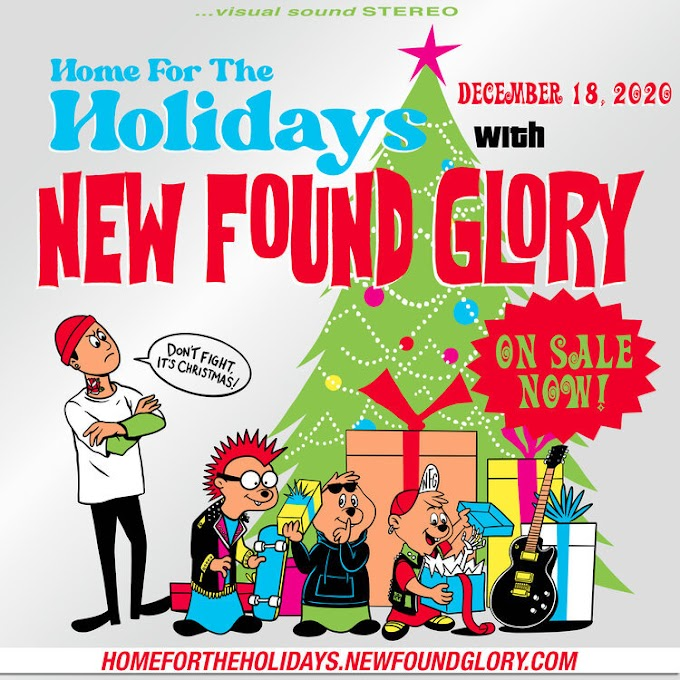 "New Found Glory stream new song ""December's Here"""