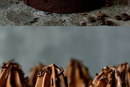 Chocolate Coffee Cardamom Layer Cake Recipe