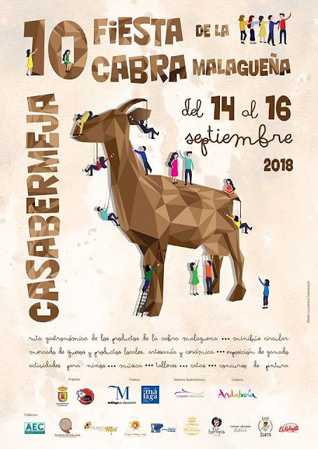 Fiesta de la Cabra Malagueña Casabermeja 2018