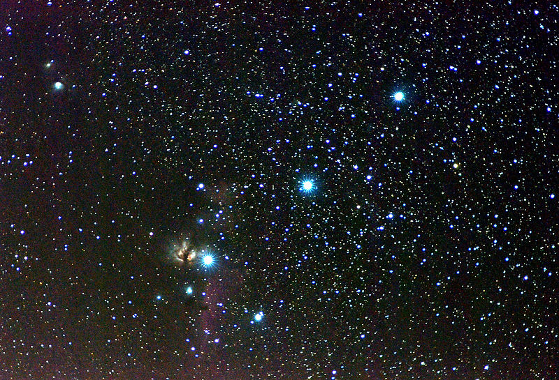 Supernova Orion's Belt - Pics about space