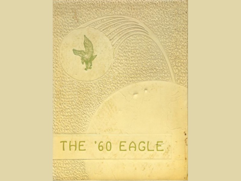 Hokes Bluff High School - The Eagle - 1960's Yearbooks