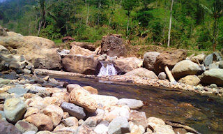 Objek Wisata Sungai Segar dan Alami